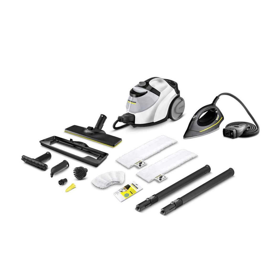 SC 5 PREMIUM IRON KIT (WHITE)