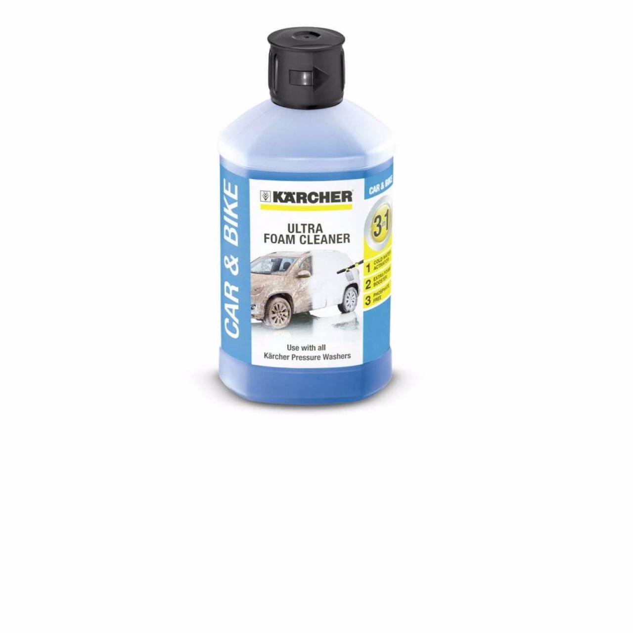 ULTRA FOAM CLEANER 3-IN-1, 1 L