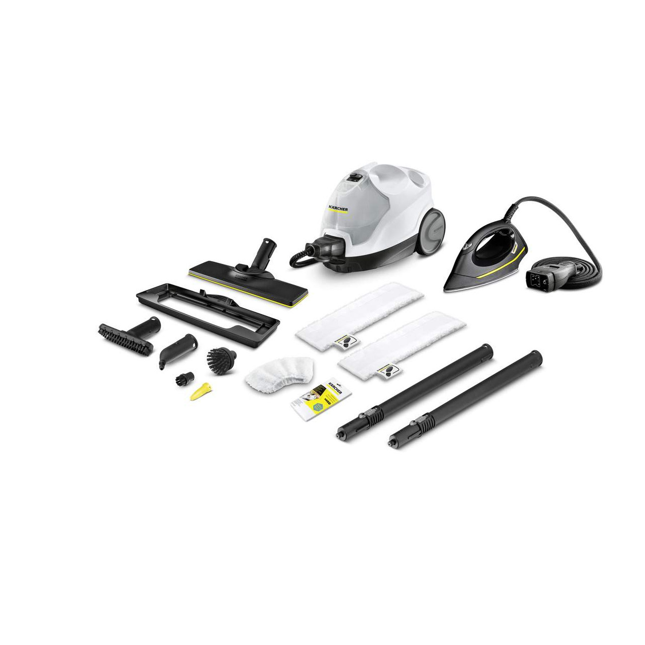 SC 4 EASYFIX PREMIUM IRON KIT (WHITE)